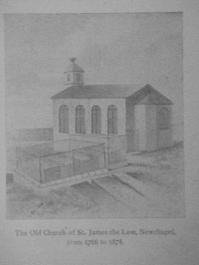 Church in 1766