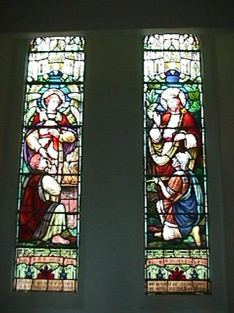 1914-1918 War Memorlal Window
