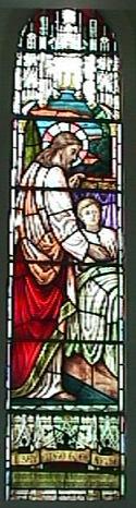 North Side - Jesus as Healer