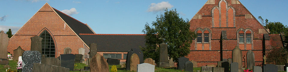 St James Church - Newchapel